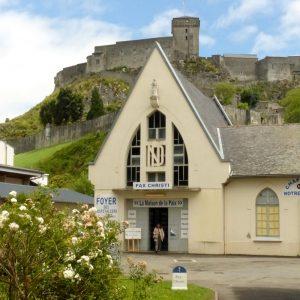 La Maison de la Paix à Lourdes